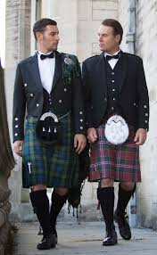 to be in love with the scottish style