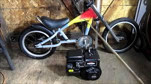 chopper mini bike build idea you