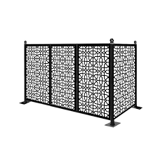E Joy 4 Ft H X 6 Ft W Metal Fence Panel Wayfair