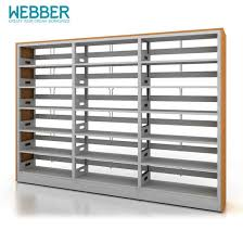 office tall bookcase steel bookshelves