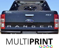 Multiprint Sw Ford Ranger Tailgate Vinyl Buy Online In Antigua And Barbuda At Desertcart