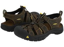 keen newport h2 sandals for men in blue
