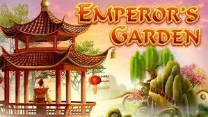 the emperor s garden slot game features