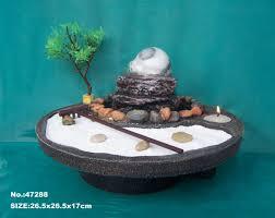 zen garden complete with mini rake