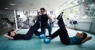 salle de musculation et de remise en