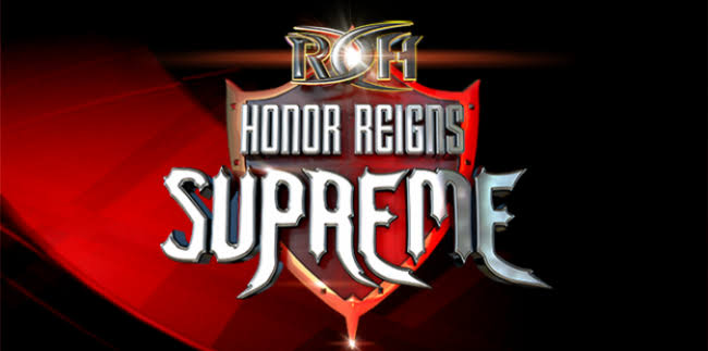 Watch ROH Honor Reigns Supreme 2020 1/12/20