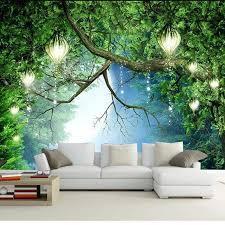 3d Wallpaper Beautiful Nature Scenery Fluorescent Mural Photo Wall Paper Living Room Kids Bedroom Home Decor Papel De Parede 3d Papel De Parede 3d Papel De Paredede Parede Aliexpress
