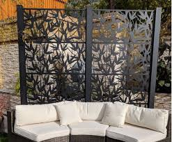 Modular Decorative Garden And Privacy Screens Core Landscape Products Esi External Works