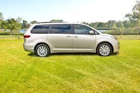 2016 toyota sienna overview the news