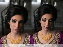 indian wedding makeup artist