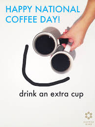 national coffee day quotes