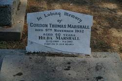 Hilda Dobley Marshall (1909-2002) - Find A Grave Memorial