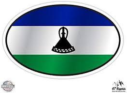 Finland Waving Flag Car Bumper Sticker Decal 5 X 3