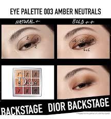 dior backse eye palette eyes