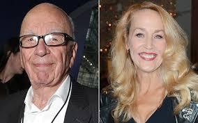 Rupert Murdoch and Jerry Hall 'romantically involved' - Telegraph