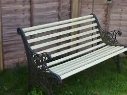vintage garden bench 246788102