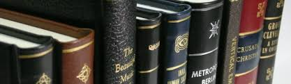 economy leather binding