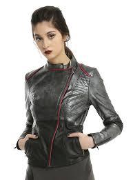 her universe star wars phasma jacket