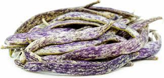 dragon tongue beans information