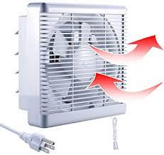 sailflo 10 inch exhaust shutter fan 2