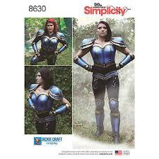 plus sized cosplay foam armor costume