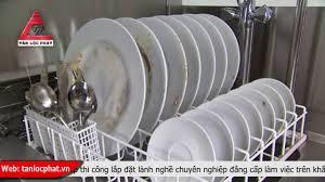 Hướng dẫn sử dụng máy rửa bát công nghiệp Winterhalter P50 từ A-Z - YouTube