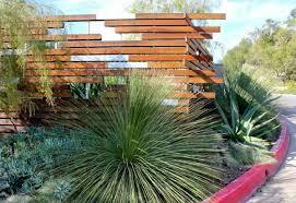 modern garden wall design