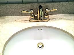fix leaky pipe under bathroom sink لم