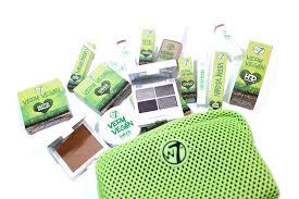 very vegan collection w7 cosmetics