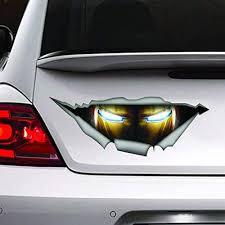 Amazon Com Donl9bauer Iron Man Car Decal Marvel Decal Iron Man Sticker Vinyl Decal Avengers Decal Home Improvement
