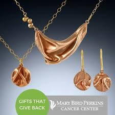 silver jewelry gifts for cancer survivors