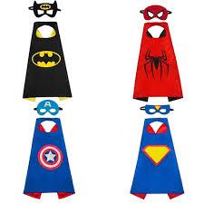 Ocmcmo Capa De Superheroe Para Ninos Fiesta De Superheroes