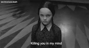 Addams family i hate you wensday GIF on GIFER - by Mavern
