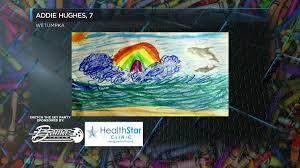 Sketch the Sky winner: Addie Hughes