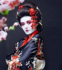 all about geisha makeup here s how