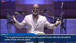 Pastor Kenny Grant - Earthly authority ...