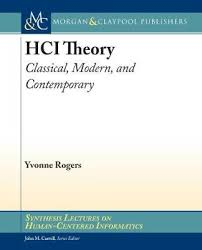 HCI Theory by Yvonne Rogers   Waterstones