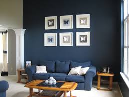showing gallery of dark blue sofas