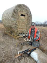 hay bale blinds photo gallery