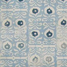 iznik wallpaper in blue rapture