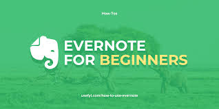tips on how to use evernote for beginners