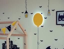 Baloon Lamp For Children Bedroom Lamp Shade Kids Room Light Etsy Kids Room Lighting Rustic Lamp Shades Hanging Lamp Shade