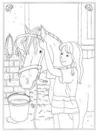 63 Kleurplaten Van Paarden Kleurplaten Kleurboek Paarden