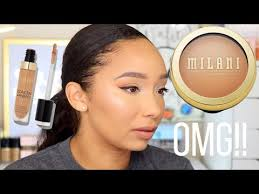 milani conceal perfect cream to
