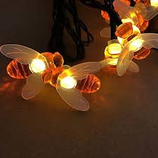jojoo busy bee 30led solar string