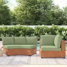 indoor outdoor cushion set