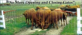 Drive Thru Electric Fence Gate Patriot Electric Fence Chargers Fencing And Farm Supplies From Valley Farm Supply