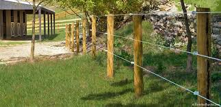 Coated High Tensile Horse Fence Farm And Equine Maryland