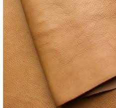 walnut coloured vegetable tanned