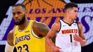 Denver Nuggets vs LA Lakers - Full Game ...